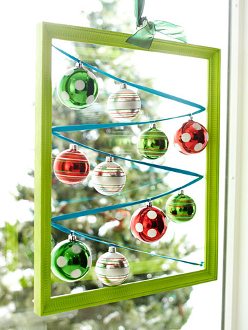 Decoración navidad para espacios pequeños 2