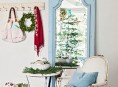 imagen Decoración navideña para espacios reducidos