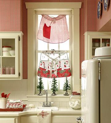 Decoración navidad para espacios pequeños 11