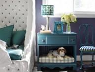 imagen Decorativas casetas para mascotas