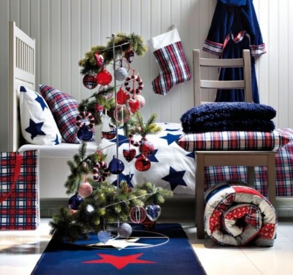 Dormitorios infantiles en Navidad 1