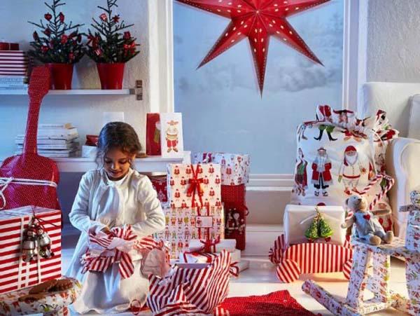 Dormitorios infantiles en Navidad 3