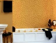 imagen Estampado de leopardo para la pared