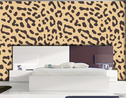 Animal print en las paredes 2