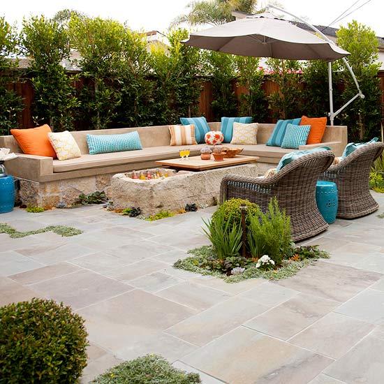 1000 images about pisos patios on pinterest patio - Ideas para patios ...