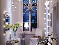 imagen Luces navideñas para decorar tu hogar en las fiestas