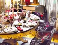 imagen Inspiración para la mesa de navidad