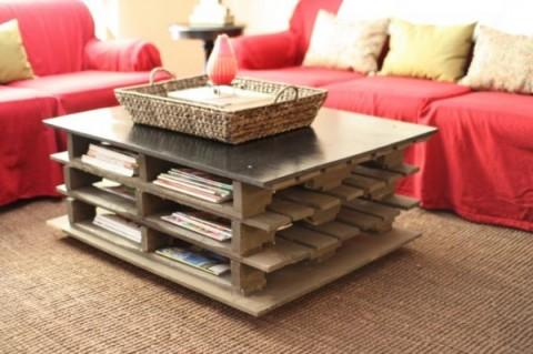 Ideas de reciclaje para mesas de centro 4