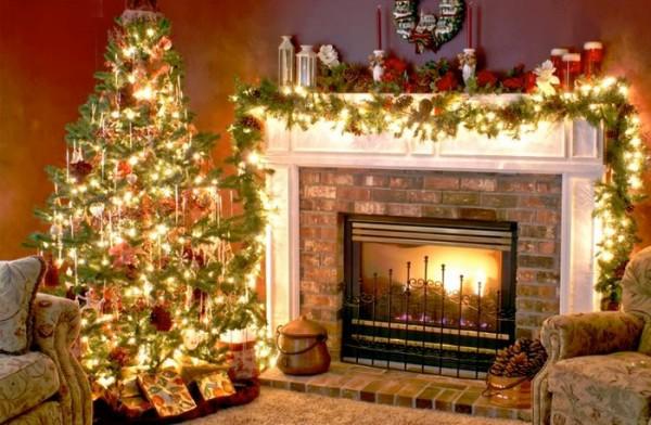 Estilos decorativos navideños 2
