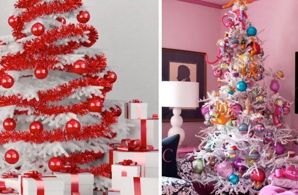 Estilos decorativos navideños 4