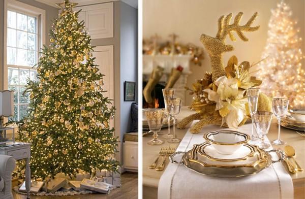 Estilos decorativos navideños 6