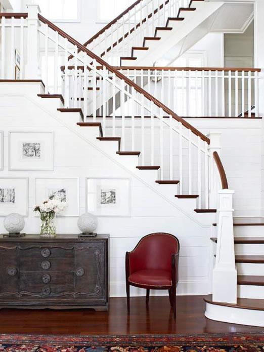 Ideas para la escalera