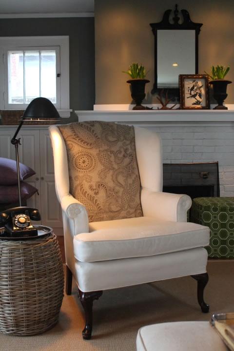 Cambiar el aspecto de tu sillón