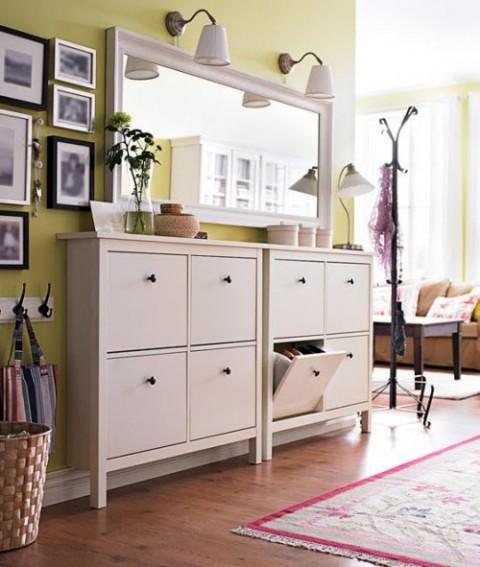 Muebles para ordenar la casa