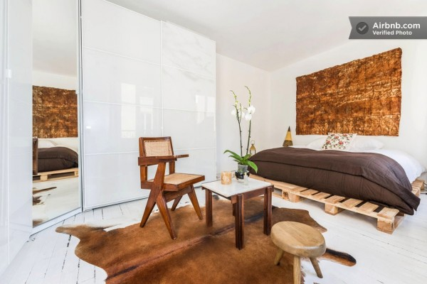 Bellos apartamentos parisinos 3