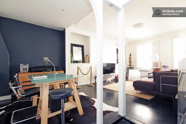 Bellos apartamentos parisinos for Interni parigini