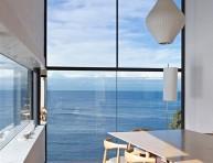 imagen La «Casa del Acantilado» con inspiración modernista