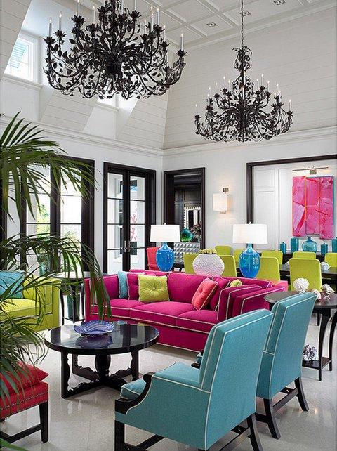Contraste de colores vivos una tendencia para 2014 for Marmol translucido de colores vivos