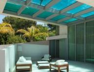 imagen Casa de las Medusas: cuando la piscina es parte de la casa