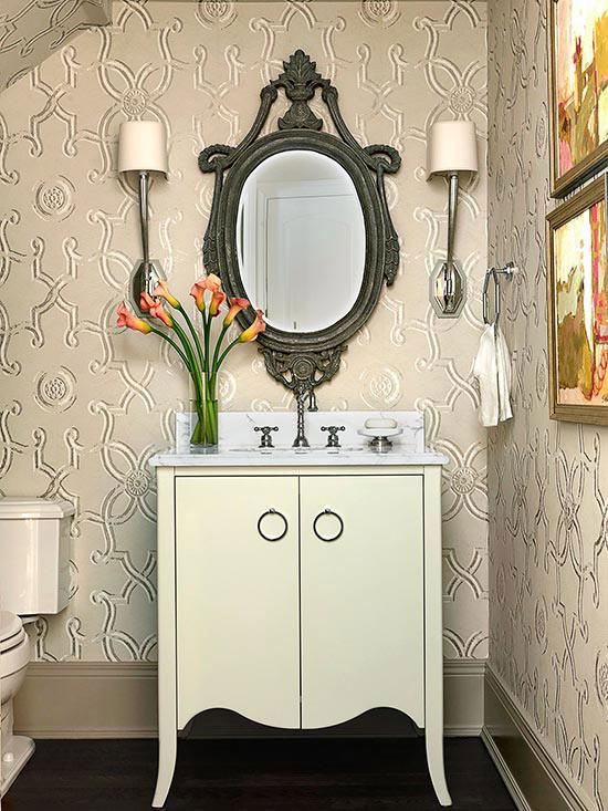 Ideas para decorar el cuarto de aseo for Decoracion aseos