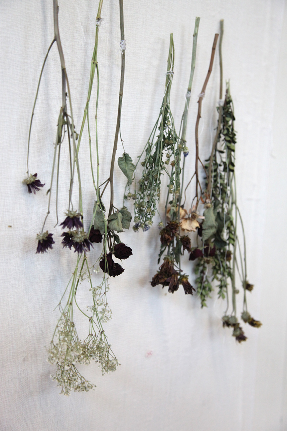 Decorar Con Flores Secas Al Estilo Vintage