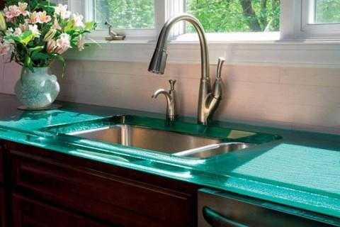 Encimeras De Cristal Para Cocinas | Encimeras De Cristal Una Opcion Para La Cocina