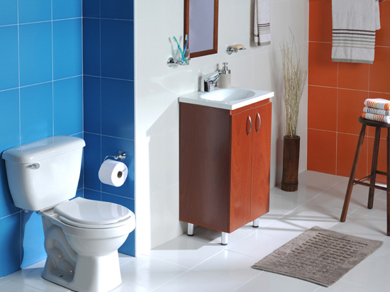 Gabinetes Para Baño Homecenter:Guía para decorar el baño con poco presupuesto Artículo Publicado