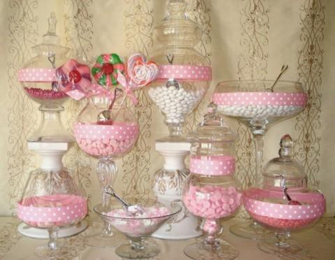 Habitaciones decoradas con dulces y caramelos 5