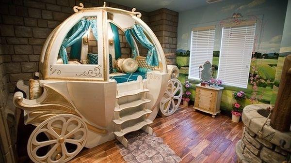 Dormitorios infantiles de ensueño 1