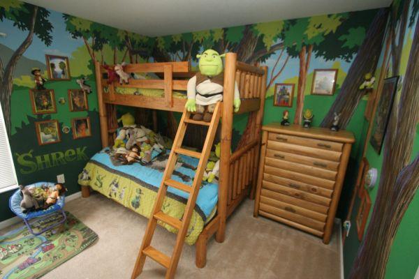 Dormitorios infantiles de ensueño 7