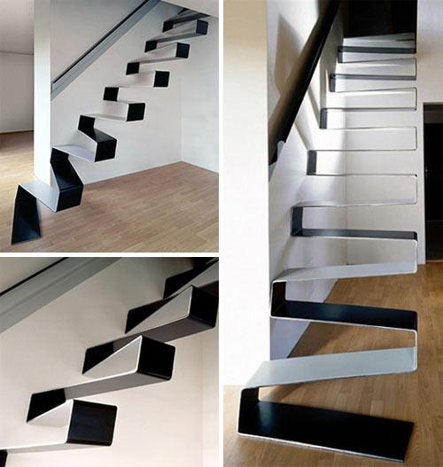 Maravillosas escaleras de dise o - Escaleras de diseno ...