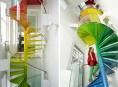 imagen Maravillosas escaleras de diseño