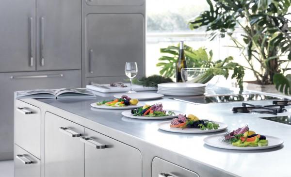 Una cocina como las de los mejores chefs 2