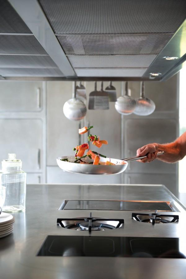 Una cocina como las de los mejores chefs for Elementos de cocina para chef