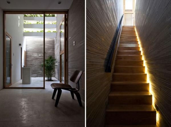 Una casa donde se vive entre plantas 4