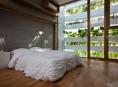imagen Una casa donde se vive entre plantas