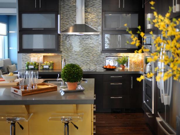 10 Unique Small Kitchen Design Ideas: 10 Ideas Para Revestir Las Paredes De La Cocina