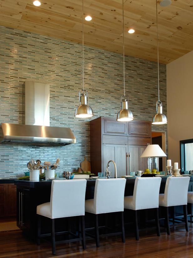 10 ideas para revestir las paredes de la cocina - Revestimiento pared cocina ...