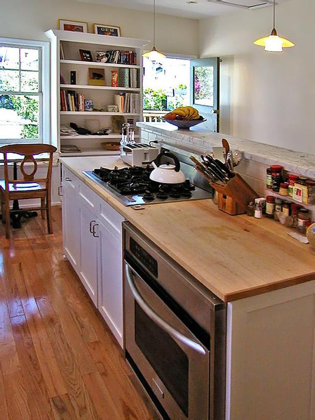 10 tipos de encimeras para tu cocina - Material encimera cocina ...
