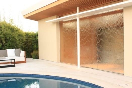 Muros de agua para exterior 3