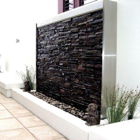 Muros de agua para exterior 8