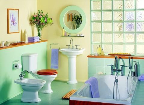 Accesorios de diseño para baños 7