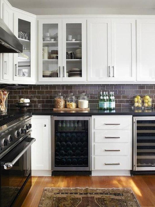Azulejos estilo metro para darle un toque especial a tu cocina - Alicatados para cocinas ...