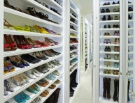imagen 25 ideas para almacenar el calzado