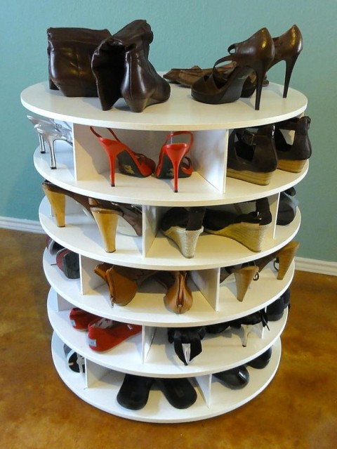 Almacenaje calzado 7 gu a para decorar - Almacenaje zapatos ...