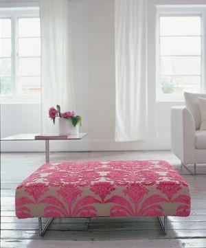 Damasco en color rosa 4