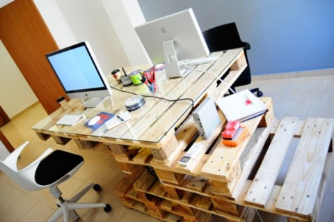 Mesas para la oficina en casa 6