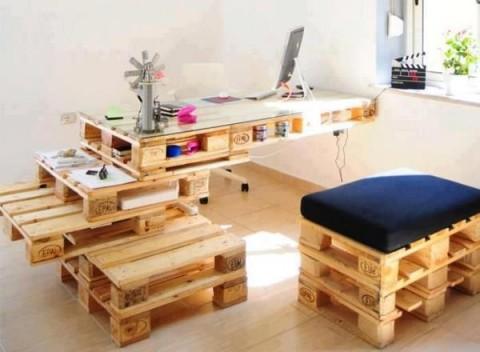 Mesas para la oficina en casa 7