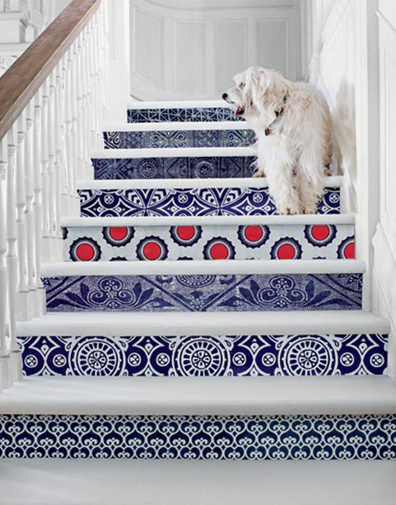Ideas DIY escaleras 1