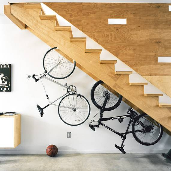 Ideas DIY escaleras 11